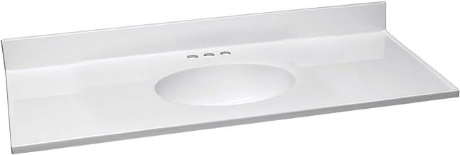 Amazon Com Bathroom Vanity Tops 49 X 19
