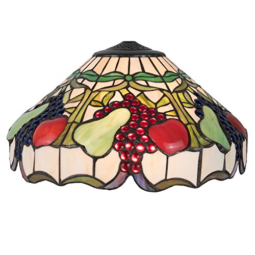 La Casa di Tiffany 5l-5215 lampenkap, meerkleurig