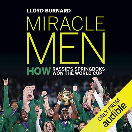 Miracle Men cover art