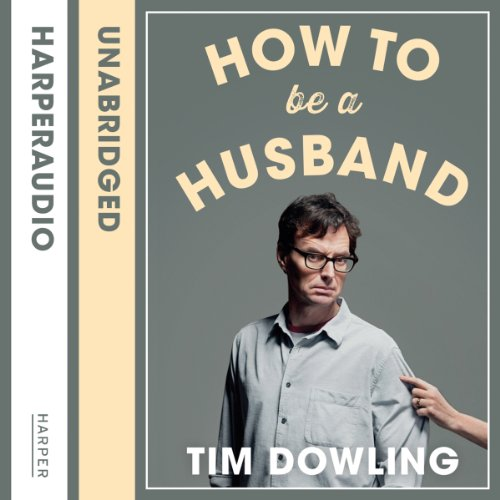 How to Be a Husband cover art