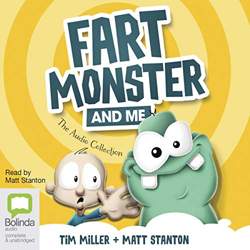 Fart Monster and Me: The Audio Collection cover art