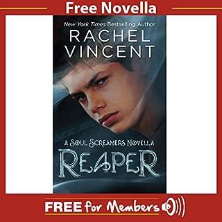 Reaper: Free Novella audiobook cover art