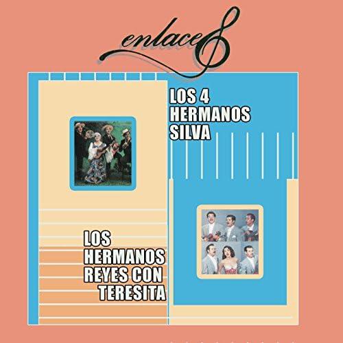 Los Cuatro Hermanos Silva & Los Hermanos Reyes feat. Teresita