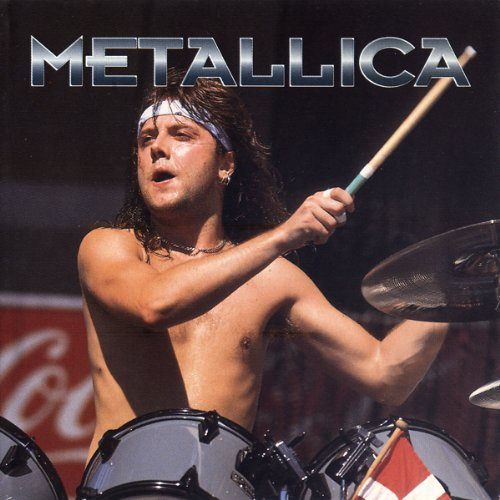 The Metallica Story audiobook cover art
