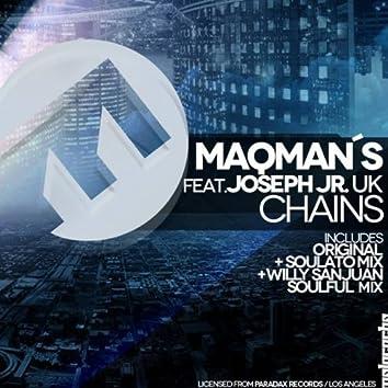 Chains (feat. Joseph Junior)