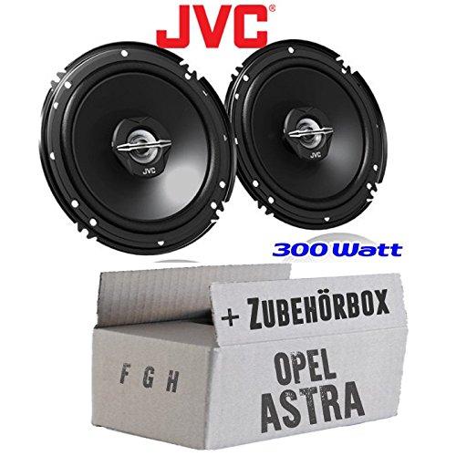 Lautsprecher - JVC CS-J620-16cm Koaxe für Opel Astra F,G,H - JUST SOUND best choice for caraudio