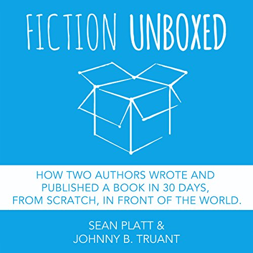 Fiction Unboxed audiobook cover art