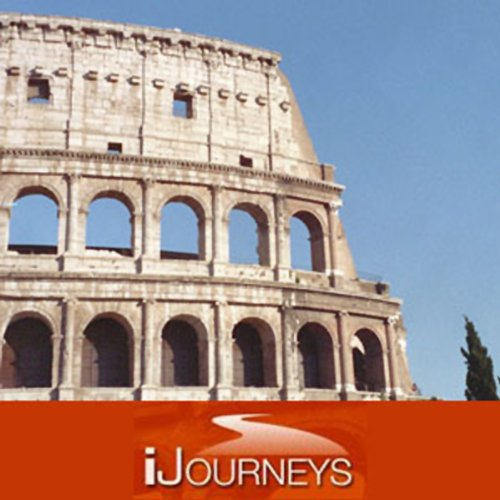iJourneys Ancient Rome audiobook cover art