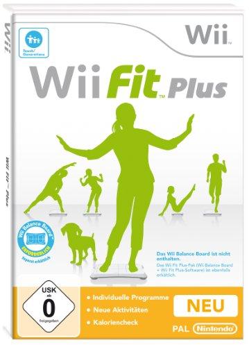 bester der welt Wii Fit Plus – [Nintendo Wii] 2021