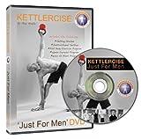 Kettlercise Just for Men 1 Disc DVD - The Ultimate Kettlebell Fat Loss