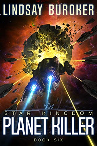 Planet Killer (Star Kingdom Book 6) (English Edition)