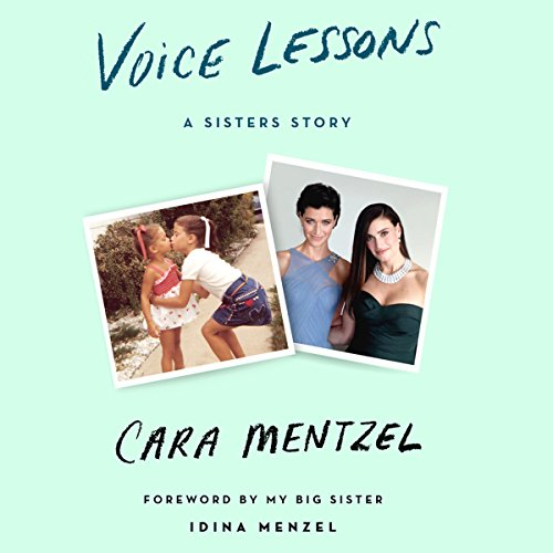 Voice Lessons audiobook cover art
