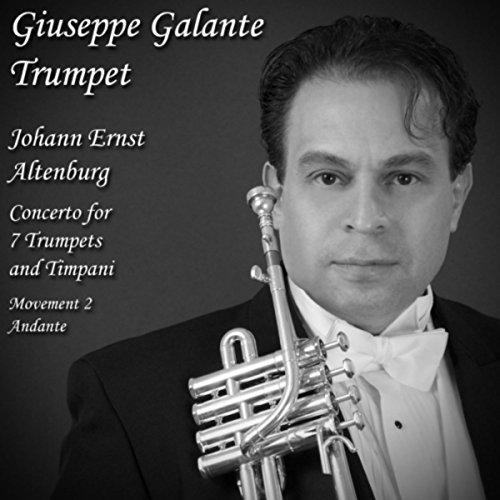 Johann Ernst Altenburg: Concerto in D Major for 7 Trumpets and Timpani: II. Andante