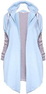 GAGA Women Casual Lapel Slim Long Sleeve Outercoat Jacket Windbreaker Coats