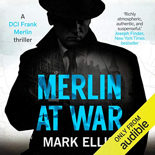 Merlin at War cover art