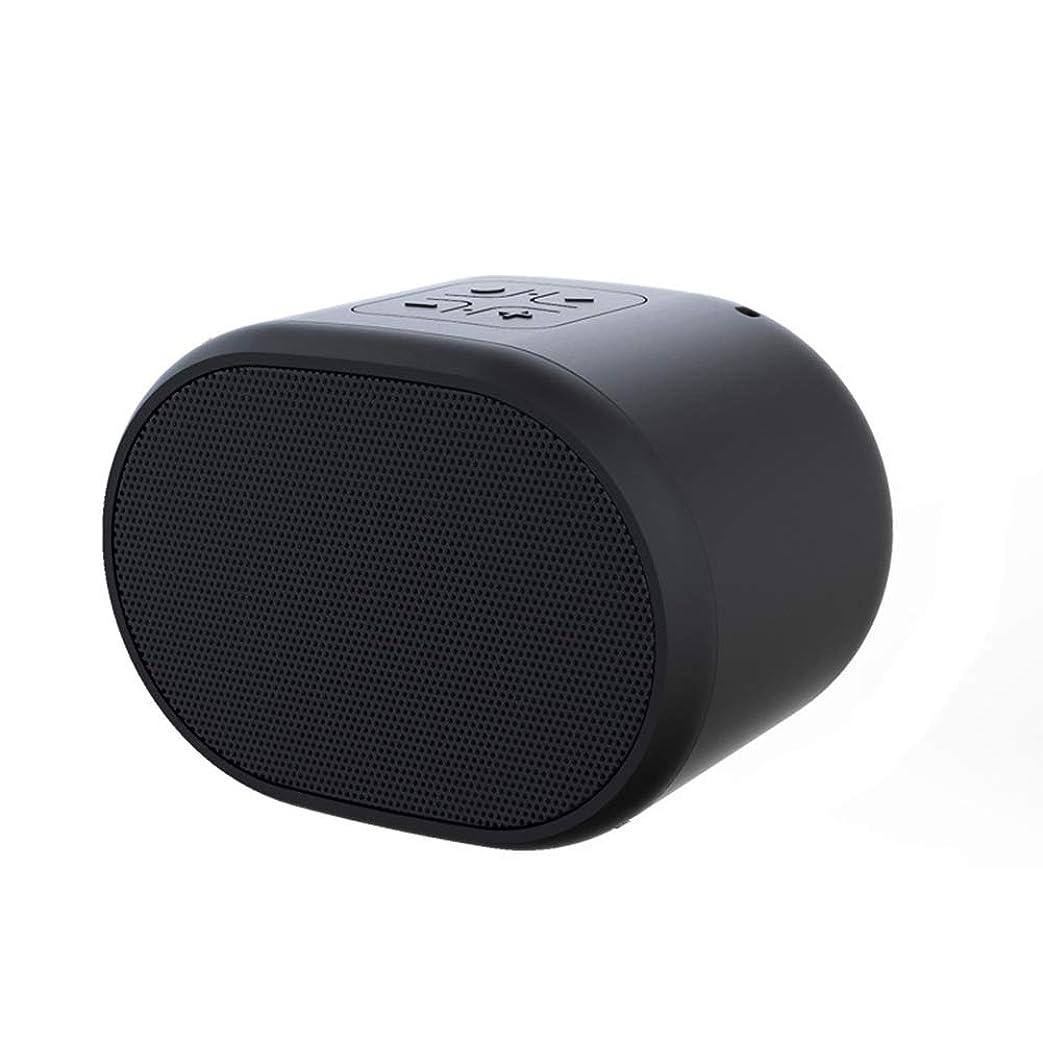 素敵な割れ目通路Bluetoothポータブルスピーカー、音量、クリスタルクリアなステレオサウンド、豊かな低音、ハンズフリー通話用の内蔵マイク、6時間のBluetoothスピーカー
