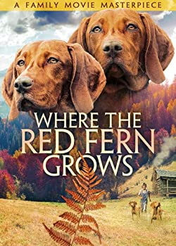 DVD Where the Red Fern Grows (+ Digital Copy) Book