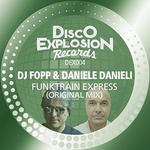 Funktrain Express (Original Mix)