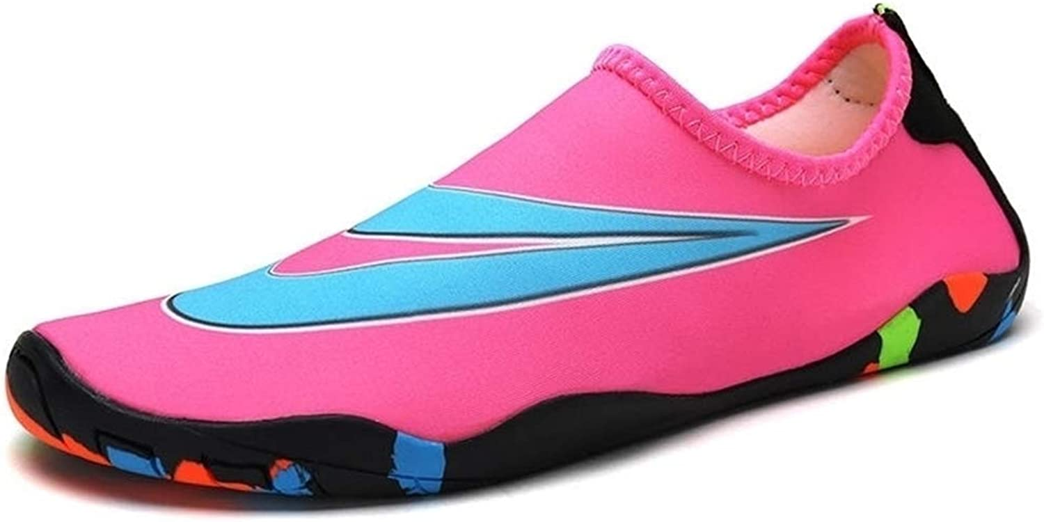 Summer Beach Swimming shoes Vacation Treadmill shoes Unisex Portable Lightweight Soft Quick Drying Fitness shoes