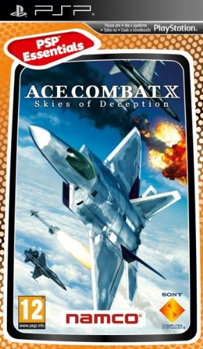Sony Ace Combat X: Skies of Deception, PSP PlayStation Portatile (PSP) ITA videogioco