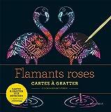 Livre à gratter - Flamants roses