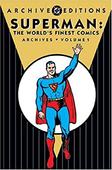 Superman: World's Finest Comics Archives, Vol. 1 - Book  of the DC Archive Editions