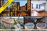 Vale de viaje – 4 días de vacaciones en la estación principal de A&o Hamburgo & 2 billetes para disfrutar de la ciudad de almacenamiento – Vale para hotel de viaje corto de vacaciones regalo de viaje