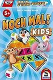 Schmidt Spiele 40610 Noch mal Kids, Kinderspiel, Würfelspiel