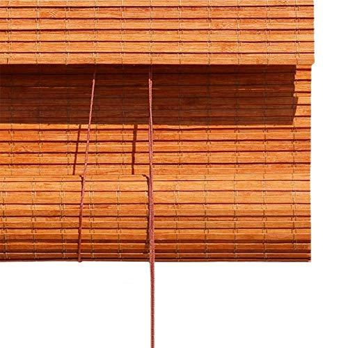 HWF Verdunkelungsrollo Patio Outdoor Roll Up Down Shades Universal Pergola Canopy Rollos für Balkon Deck Veranda, 85cm / 105cm / 125cm / 135cm Breite (Size : 85×100cm)