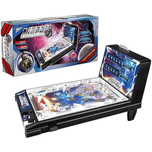 QHW Regalos de cumpleaños para niños, Juegos de Pinball electrónicos...