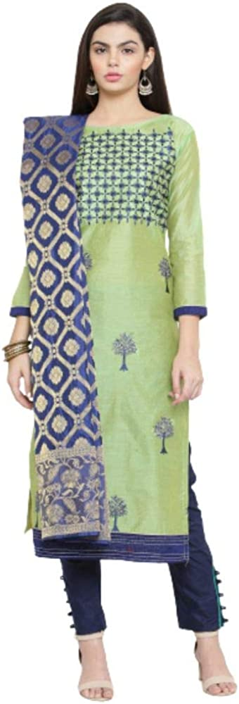 Ready to wear Indian Style Classic Vintage Salwar Suit With Dupatta For Girls and Women For All Occasion