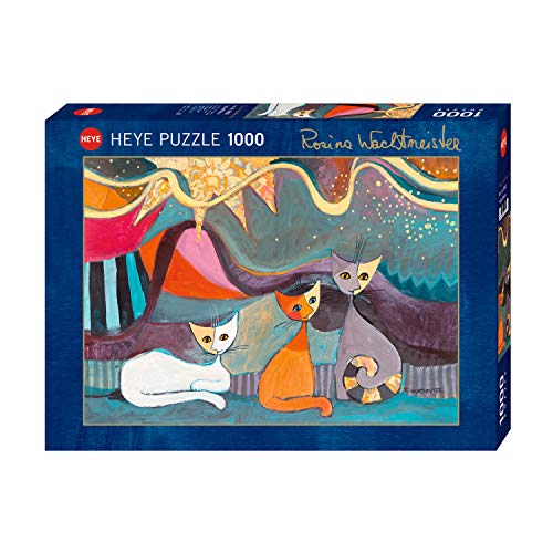 HEYE 29853 Fine Art Puzzles, Rosina Wachtmeister Puzzzle, Mehrfarbig