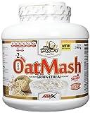 AMIX - Suplemento Alimenticio - OatMash en Formato de 2 kilos - Gran Aporte Nutritivo y Saciante - Mejora el Rendimiento Deportivo - Sabor a Chocolate Blanco