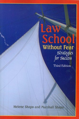Law School Without Fear: Strategies for Success (Career...