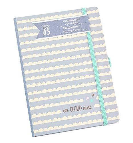 Busy B - Diario della gravidanza, tema: nuvole