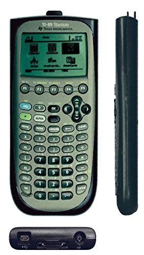 Texas Instruments Grafikrechner TI-89 Titanium VSC
