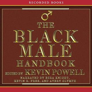 The Black Male Handbook audiobook cover art
