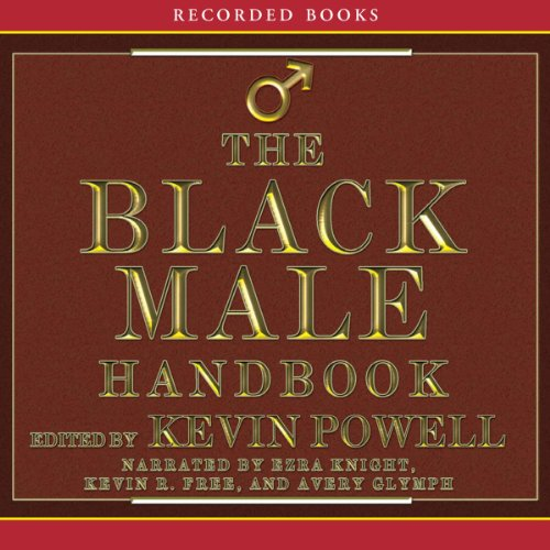 The Black Male Handbook audiobook cover art