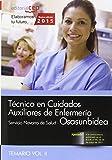 Técnico en Cuidados Auxiliares de Enfermería. Servicio Navarro de Salud-Osasunbidea. Temario Vol. II. (Osasunbidea 2015)