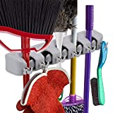 Mop Broom Holder, Multipurpose...