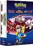 Pokémon, 3 Films: Genesect et l'éveil Diancie et Le Cocon de l'annihilation + Hoopa et Le Choc des légendes [Édition Limitée]