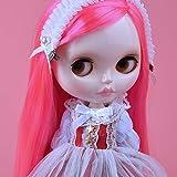 YUMMON el de 12 Pulgadas muñeca Desnuda es Similar a la muñeca del bjd Blyth, muñecos Personalizados se Pueden Cambiar Maquillaje y Vestido de muñecas DIY YM14