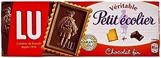 Le Veritable Petit Ecolier Dark Chocolate Biscuits - 120g