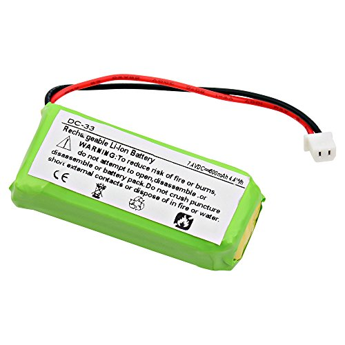 Synergy Digital Battery Compatible with Dogtra BP74T2 Replacement Battery