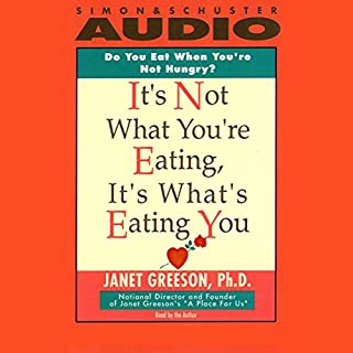 It's Not What You're Eating, It's What's Eating You cover art
