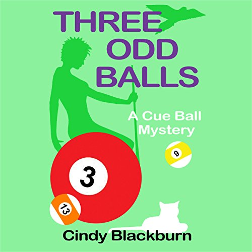 Three Odd Balls: A Humorous and Romantic Cozy audiobook cover art