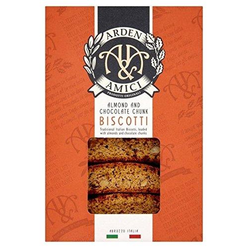 Arden & Amici D'Amande Et Aux Pépites De Chocolat Biscotti 150G - Paquet de 6