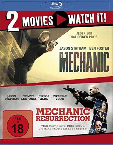 The Mechanic/Mechanic: Resurrection [Blu-ray]