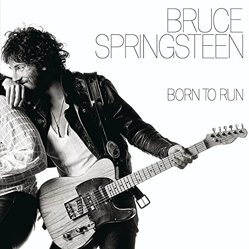 Born to Run Bruce Springsteen LP [Import]