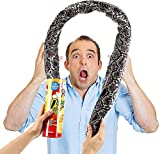Miuion Potato Chip Snake in A Can Funny Prank Large Size for April Fools' Day and Halloween Party Decoration